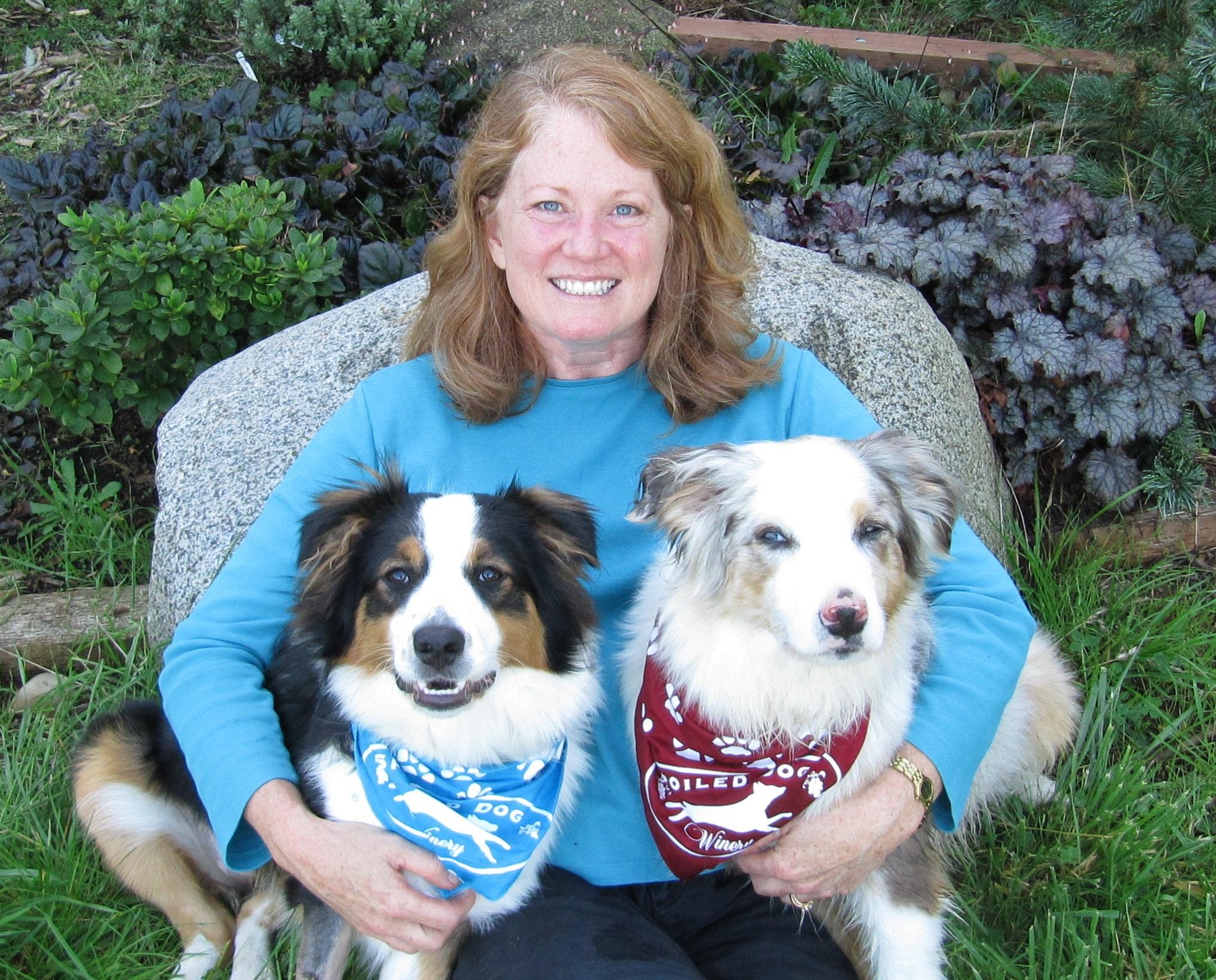 PSWG CC Photo SDW Karen and dogs1