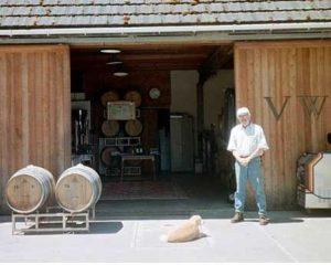 Vashon Winery on Vashon Island in Washington's Puget Sound